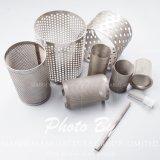 Сетчатые фильтры фильтра из нержавеющей стали и прикатывающими барабанами