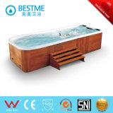 Grand espace piscine piscine thermale (BT-1805)
