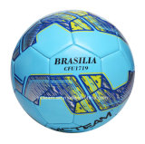 Balle de football d'équipe de junior junior