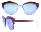 Lunettes de soleil de modèle de l'Italie de lunettes de soleil de grossiste de la Chine de lunettes de soleil de la protection UV400
