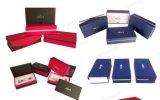 Verpakkende Vakje van de Verpakking van het Karton van de Luxe van de douane het Magnetische/het Vakje van het Document/het Vakje van de Gift van het Document
