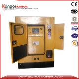 generatore diesel silenzioso 128kw per il Congo, of&Nbsp della Repubblica; (Brazzaville)