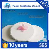 tablette des produits chimiques TCCA 90 pour la piscine