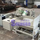 Горизонтальная автоматическая медь Scraps обломоки брикетируя Baler (CE)