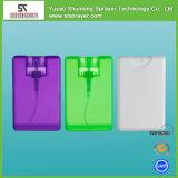 20ml Plastic Credit Card Pocket Refillable Perfume Sprayers / Bottles / Atomizer