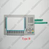 """Membranen-Tastaturblock-Schalter für 6AV6545-0ad10-0ax0 MP370 12 folientastatur-Abwechslung """" des Schlüssel-/6AV6542-0ad10-0ax0 MP370 12 """" die Schlüsselverwendet für die Reparatur"""