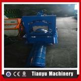 Galvanisierte Stahlridge-Schutzkappen-Panel-Fliese-Rolle, die Maschine 312 bildet