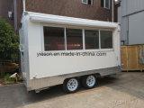 Flexibele Mobiele Keuken voor Verkoop Saudi-Arabië