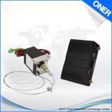 Limitador popular da velocidade baseado no sistema de seguimento do GPS