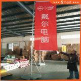 フラグ7メートル羽の/広告のための卸し売り上陸海岸表示旗(モデルNo.: Zs-002)