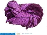 Il produttore 100% delle lane di qualità direttamente comercia il filato di lana all'ingrosso delle matasse 100g per lavorare a mano
