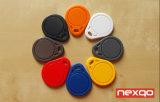 ABS ultraligero RFID elegante Keyfob del precio de fábrica MIFARE C