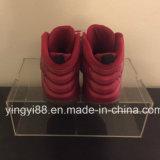 [يب] واضحة أكريليكيّ حذاء رياضة [شو بوإكس] مع علامة مميّزة