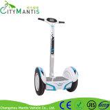 Individu sec de deux roues équilibrant le scooter électrique de mobilité pour des enfants