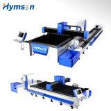 Taglierina del laser della fibra di CNC per l'ottone della lamina di metallo S.S.C.S./l'alluminio di rame