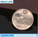 カスタムメダル硬貨の記念品の挑戦硬貨は昇進のギフトを制作する