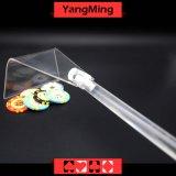 Прозрачная сгребалка обломока покера (YM-SR02)