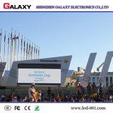 쇼, 단계, 회의를 위한 풀 컬러 P4/P5/P6 옥외 임대료 LED 스크린