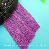 RoHSケーブルスリーブを付けるポリエステル編みこみに拡張可能にスリーブを付けること