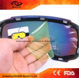 Ski Snowboarding Goggles Double Layer Ski Googles Hommes Femmes Sphériques de lunettes de ski peuvent contenir des lunettes de neige de myopie