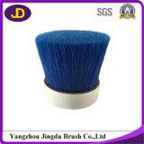 Blauer Farben-gute Qualitätsweicher hohler Nylonpinsel-Heizfaden