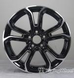 CB 67.1 rodas quentes da liga da venda para o carro