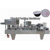 푸딩 크림 치즈 충전물과 밀봉 기계