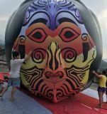 De aangepaste Ballon van de Replica van de Reclame van het Helium van de Reclame Vliegende