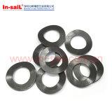 Rondelle di alluminio anodizzate colore delle rosette elastiche dell'onda DIN137