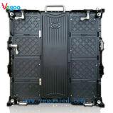 熱い販売法P4mmの最高はリフレッシュレートSMD2121黒いLEDsフルカラーの屋内LED表示スクリーンを