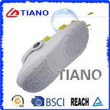 PVC de alta calidad lateral Ocio Niños Zuecos (TNK40074)