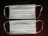 2-Ply / 3-Ply Automatic Medical Mask Maquiagem de rosto cirúrgico em branco que faz máquinas com ultra-som