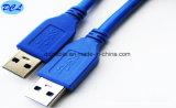 USB3.0 mannetje aan Mannelijke Kabel