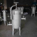 Industrielles 10 Edelstahl-Wasser-Kassetten-Filtergehäuse des Zoll-SS