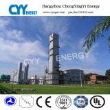 O ar da ASU Insdusty Cyyasu28 a separação do gás nitrogênio oxigênio Argônio Fábrica de Última Geração