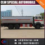 頑丈な16mt 20mtオイルのトラックのタンカーのガソリン・タンクのトラック