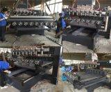 Machine multi rotatoire plate de travail du bois de couteau de commande numérique par ordinateur de têtes (VCT-2515 FR-8H)
