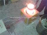 Forno de fusão de indução de metais pequeno e pequeno para venda