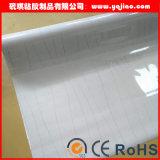 Film lustré élevé de PVC de couleur solide pour des meubles et panneau de forces de défense principale décoratif
