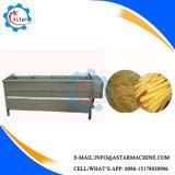 Chauffage électrique ou par le gaz de la machine de blanchiment de légumes