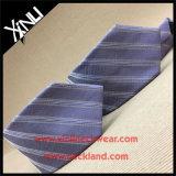 Legame di seta Handmade perfetto dell'ufficio del jacquard del nodo 100% per gli uomini