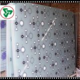 강화 유리를 인쇄하는 3-25mm 실크 스크린