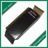 Fabricante de empaquetado modificado para requisitos particulares del rectángulo de envío del papel acanalado