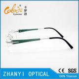 Облегченная Rimless Titanium рамка оптически стекел Eyewear Eyeglass с шарниром (5005) - c