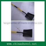 Pala de acero ferroviaria de la espada de la espada con la maneta de la fibra de vidrio