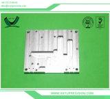 Qualität, die CNC-Aluminium-maschinell bearbeitenteile bohrt