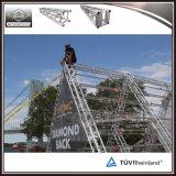 Ферменная конструкция Thomas винта высокого качества алюминиевая для полосы препятствий