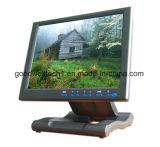 Moniteur d'ordinateur tactile 10,4 po avec entrée HDMI / VGA / AV / DVI / YPbPr