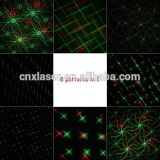 방수 정원 레이저 광 옥외 크리스마스 레이저 광 쇼 옥외 Laser 영사기 크리스마스 불빛