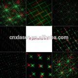 À prova de luz laser de Jardim Piscina o Natal luz laser para mostrar a luz de Natal Projetor Laser Exterior